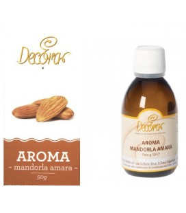 AROMA MANDORLA DECORA 50 GR