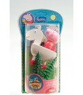 PEPPA PIG KIT PLASTICA