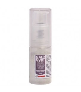 STAR DUST POLVERE EXTRAFINE PERLESCENTE SPRAY ARGENTO