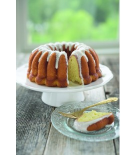 STAMPO BUNDT ELEGANT PARTY PAN GOLD