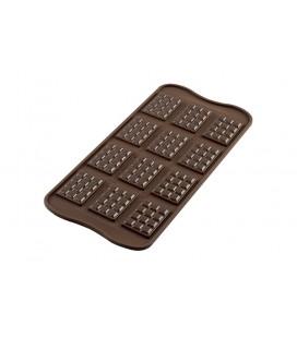 STAMPO SILICONE CHOCO TABLETTE
