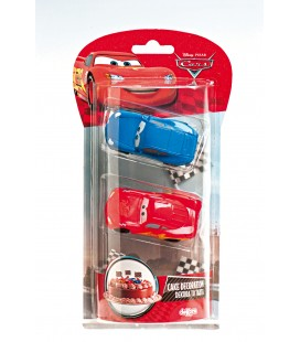 CARS KIT PLASTICA